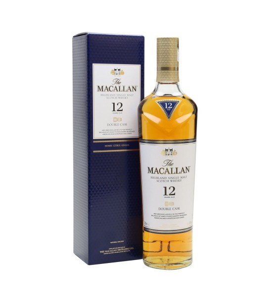 The Macallan Double Cask 12 ani 0.7L