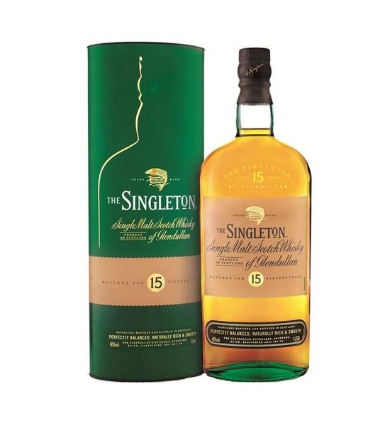 The Singleton Glendullan 15 ani 1L
