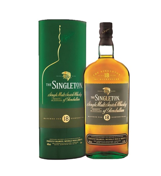 The Singleton Glendullan 18 ani 1L