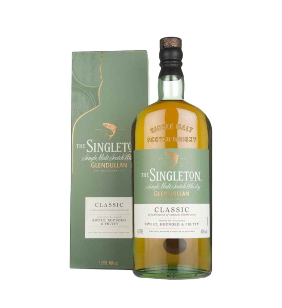 The Singleton Glendullan Classic 1L